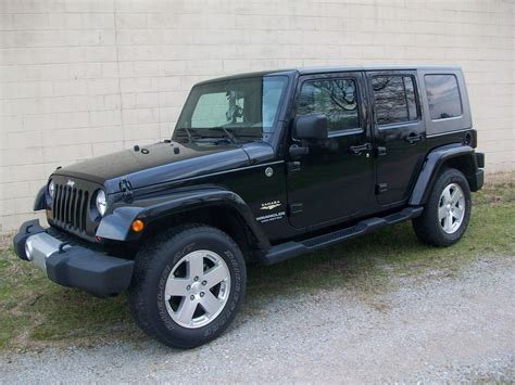 wrangler jeep 2008 picture of 2008 jeep wrangler unlimited sahara 4wd exterior