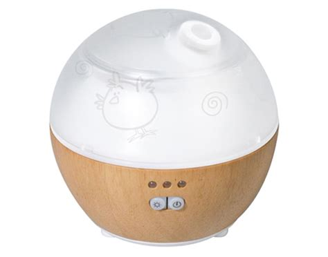 humidificateur chambre bebe pranabb diffuseur bb spherabb pranarom