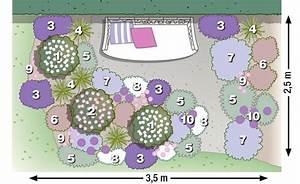Rosenbeet Mit Stauden : zum nachpflanzen ein bl hendes beet mit rosen und stauden pflanzplan g rten und gartenideen ~ Frokenaadalensverden.com Haus und Dekorationen
