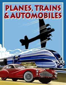 Planes Trains and Automobiles Clip Art