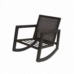 Patio rocking chair chairs seating for Patio furniture covers makro