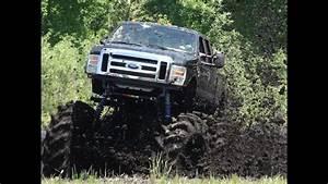 Monster Truck Ford F