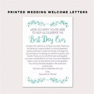 17 ideas about wedding welcome letters on pinterest With destination wedding welcome letter and itinerary