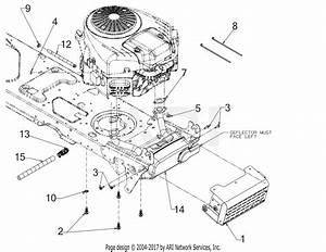 Troy Bilt 13at78bt066 Bronco 46b  2018  Parts Diagram For