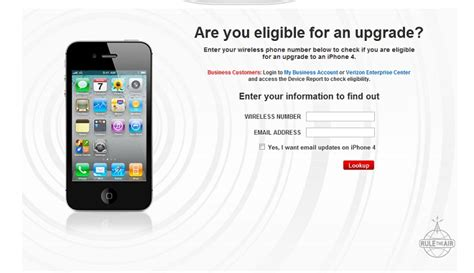 upgrade verizon phone verizon upgrade ending before iphone 4 release