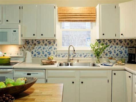 budget friendly kitchen backsplashes hgtv