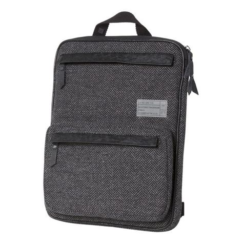 hex drake convertible laptop sleeve doubles  backpack