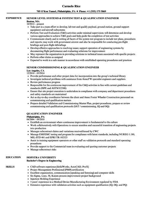 equipment engineer sle resume benefit flyer