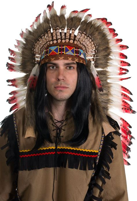 Indian Chief Image by Indian Chief Feather Headdress Indian Deluxe