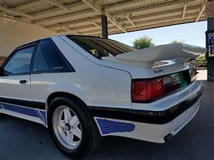1989 Ford Mustang Saleen  722 No Reserve Low Miles Low