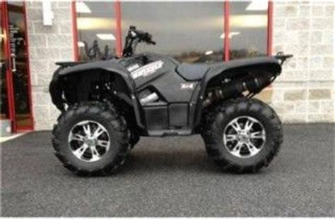 detail information   yamaha grizzly  fi auto