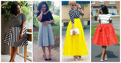 Stunning Outfits For Church #FashionForChurch | Amillionstyles.com