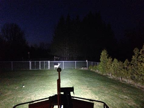 Boat Bow Light by Duck Boat Bow Lights Michigan Sportsman