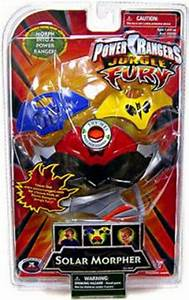 Jungle Fury Red Ranger Power Rangers Jungle Fury Action on ...
