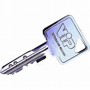 service reproduction cles cle vachette vip serrurerie With clé porte blindée