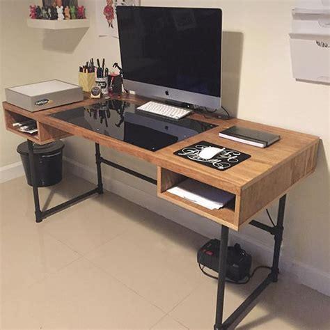 best computer table design for home style m 243 veis canos de ferro joia de casa
