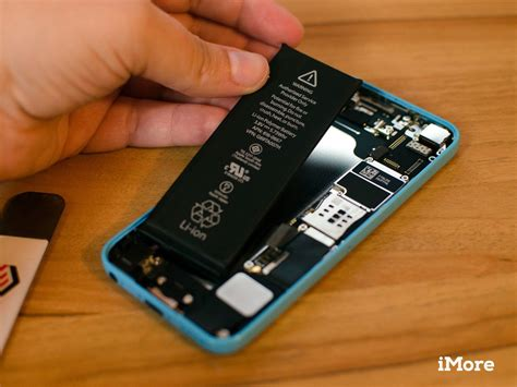 iphone 4 battery replacement how to replace the battery in an iphone 5c imore