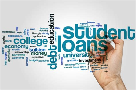 paying student loan debt modification repayment options