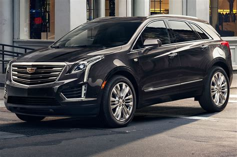 2017 Cadillac XT5 Makes U.S. Debut in L.A.