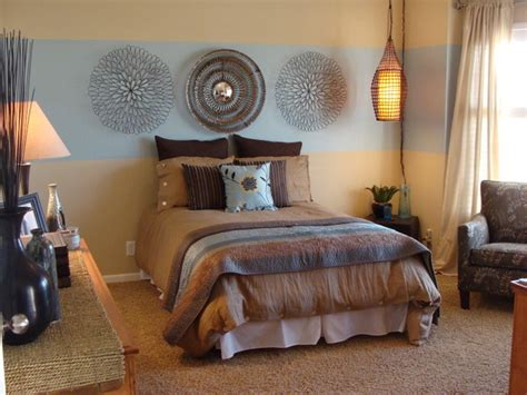 two tone bedroom walls fluff your stuff interior design and decorating omaha