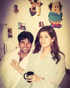 akshay kumars throwback photo with wife twinkle khanna ...
