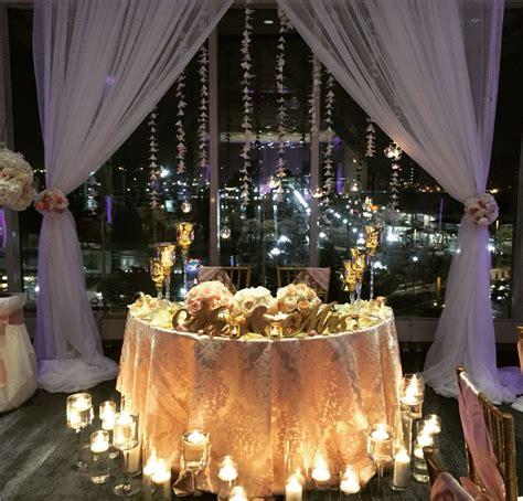 Sweetheart Table Backdrop Backdrops Bride Groom Table