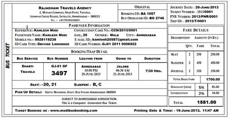 volvo bus ticket format  volvo reviews