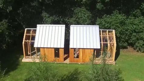 unik rumah  dibangun  tengah hutan ternyata