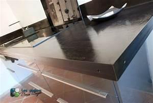 les ateliers brice bayer architecture d39interieur plan With tole en acier inoxydable pour la cuisine