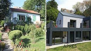 beautiful renovation maison exterieur avant apres 24 With renovation maison exterieur avant apres