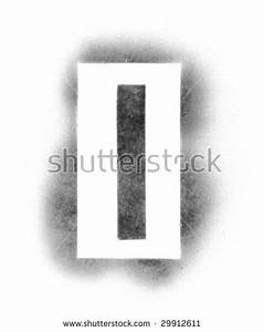 stencil letters in spray paint stock images royalty free With spray paint letter templates