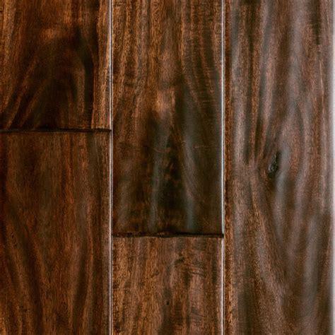 handscraped engineered hardwood virginia mill works engineered 1 2 quot x 5 quot burnished acacia handscraped engineere flooring