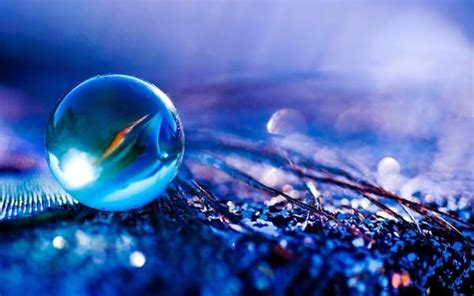 blue crystal backgrounds wallpapers images pictures