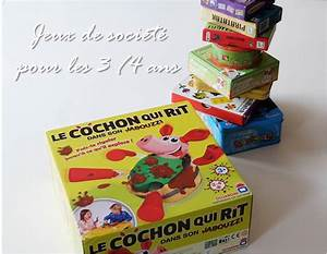 Jeux Enfant 4 Ans : jeux de soci t pour les 3 4 ans concours lucky ~ Dode.kayakingforconservation.com Idées de Décoration