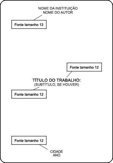 capa de trabalho nas normas abnt tcc monografia artigos mundo da monografia consultoria acadêmica monografia