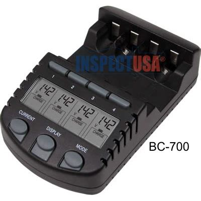 Inspect Usa Battery Charger Digital For Nicd Nimh