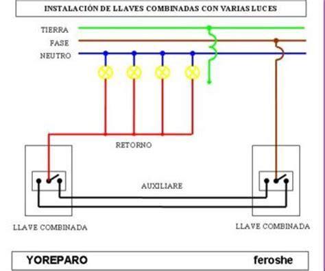 191 como hacer una circuito en serie con dos apagadores electricidad hogar yoreparo