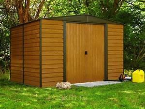 Abris De Jardin Solde : abri de jardin metal leclerc ~ Dode.kayakingforconservation.com Idées de Décoration