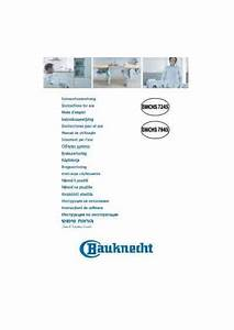 Bauknecht Emchs 7245 In Microwave Oven Download Manual For