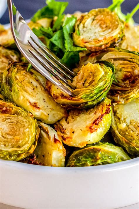 keto air fryer sprouts recipe recipes brussels sweetcsdesigns side dish