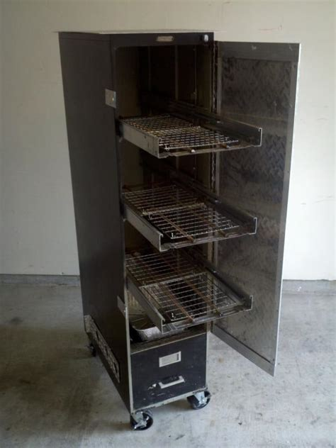 file cabinet smoker plans inexpensive diy smoker grill ideas for your bbq