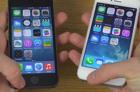 ios 8 iphone 4 ios 8 beta 4 vs ios 7 1 2 speed on iphone 5s
