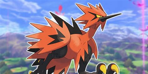 Why Pokémon Fans Are Hating On Galarian Zapdos' New Redesign