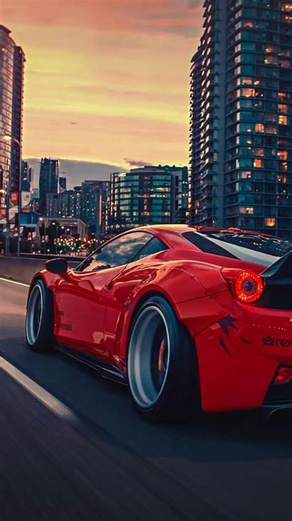 Ferrari Wallpapers Iphone Supercars 4k Desktop Vehicles