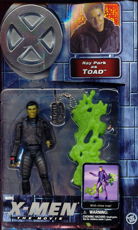 toad  men  series  action figure toy biz