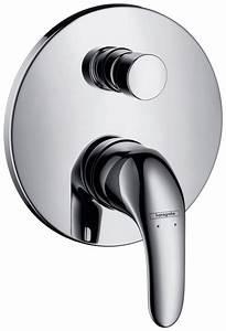Hansgrohe Thermostat Unterputz : hansgrohe duscharmatur focus e unterputz wannenmischer online kaufen otto ~ Frokenaadalensverden.com Haus und Dekorationen