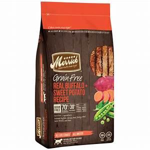 Merrick Grain Free Real Buffalo and Sweet Potato Dog Food