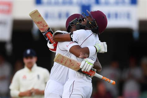West Indies vs England 2nd Test live score and updates ...