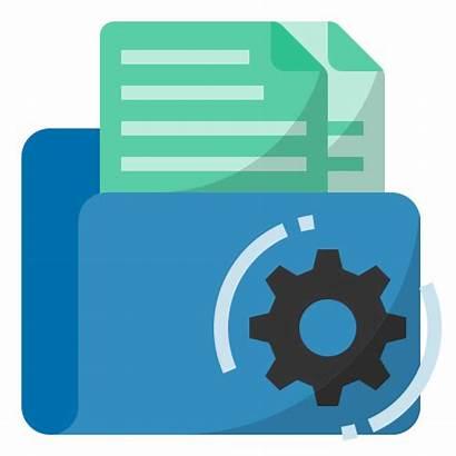 Icon Project Documentation Management Document Folder Gestione