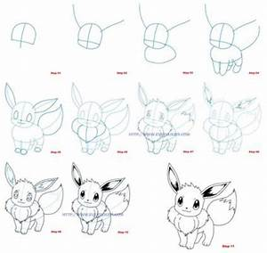 How to draw eevee pokemon | zentangle | Pinterest ...